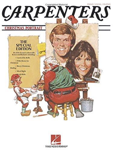 9780634032417: Carpenters - Christmas Portrait (Piano/Vocal/Guitar Artist Songbook)