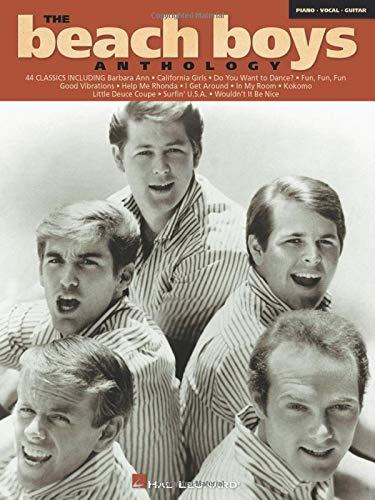 9780634032455: The Beach Boys Anthology