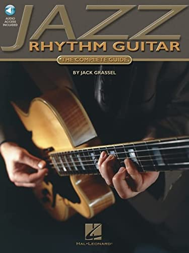 9780634032752: Jazz Rhythm Guitar: The Complete Guide (Guitar Educational)