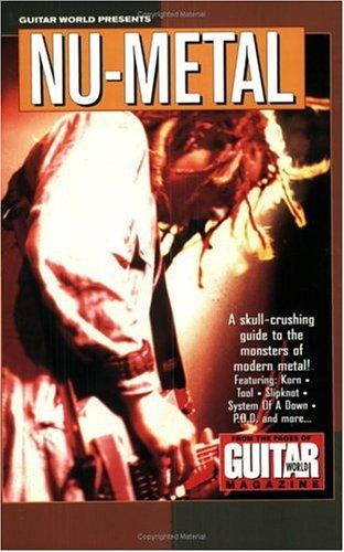 9780634032875: Guitar World Presents Nu-Metal