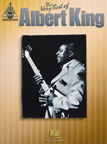9780634033025: The Very Best of Albert King (Guitar Recorded Version)