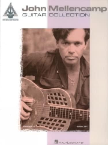 9780634033049: John Mellencamp Guitar Collection