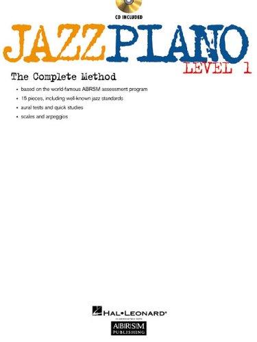 9780634033063: JAZZ PIANO LEVEL 1 BK/CD ABRSM