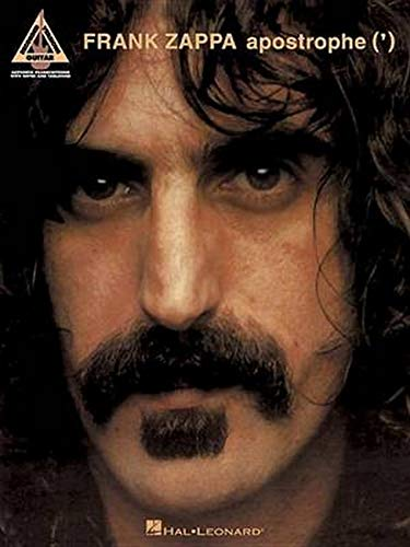 9780634033216: Frank Zappa: Apostrophe (') Guitare: Guitar Recorded Versions