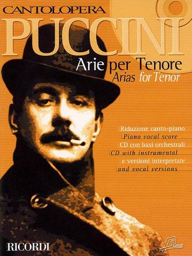 9780634033254: Puccini Arias for Tenor: Cantolopera Collection