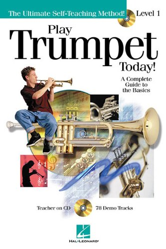 9780634033308: Play Trumpet Today: Play Today Plus Pack