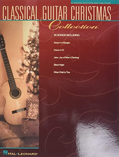 9780634033360: Classical Guitar Christmas Collection