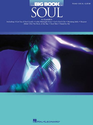 9780634033469: The Big Book of Soul: Piano, Vocal, Guitar (Big Book of Songs)
