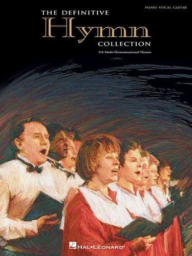 9780634033544: The Definitive Hymn Collection