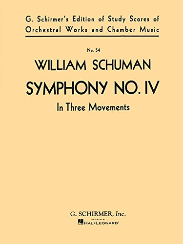 9780634033629: Symphony No. 4 (in Three Movements)