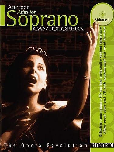 9780634033650: Arias for Soprano: 1