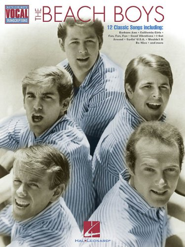 9780634033735: The Beach Boys: Note-For-Note Vocal Transcriptions
