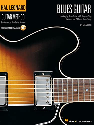 9780634033896: Hal Leonard Guitar Method - Blues Guitar