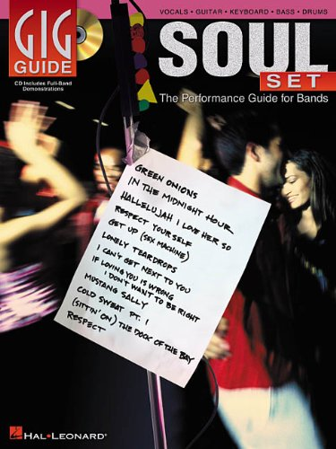 9780634034190: SOUL SET BK/CD GIG GUIDE (Gig Guides)