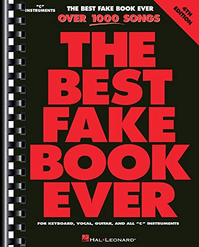 9780634034244: The Best Fake Book Ever: For Keyboard, Vocal, Guitar, and All