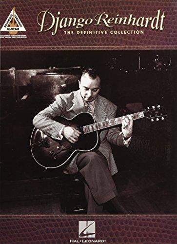 9780634034305: Django Reinhardt: The Definitive Collection (Guitar Recorded Versions)