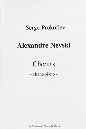 9780634035098: Alexander Nevsky, Op. 78