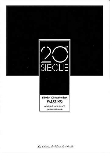 9780634035555: Waltz No. 2 from Jazz Suite No. 2