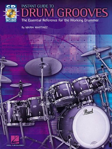 9780634035616: Instant Guide to Drum Grooves: The Essential Reference for the Working Drummer