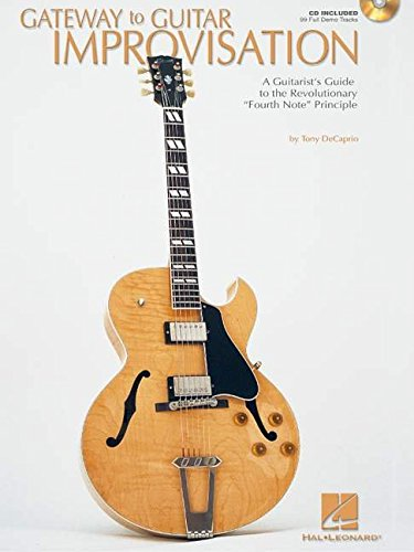 9780634035623: GATEWAY TO GUITAR IMPROVISATION BK/CD (Guitar Instruction)