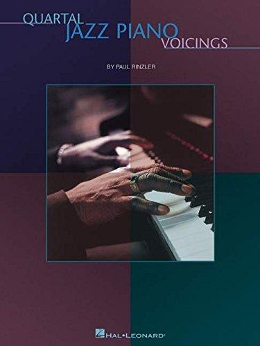 9780634035739: Quartal Jazz Piano Voicings
