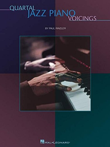 9780634035739: Quartal Jazz Piano Voicings