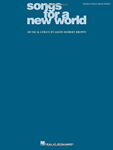 9780634035784: Songs for a New World: Piano/Vocal Selections