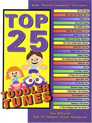 Top 25 Toddler Tunes: Maranatha Music