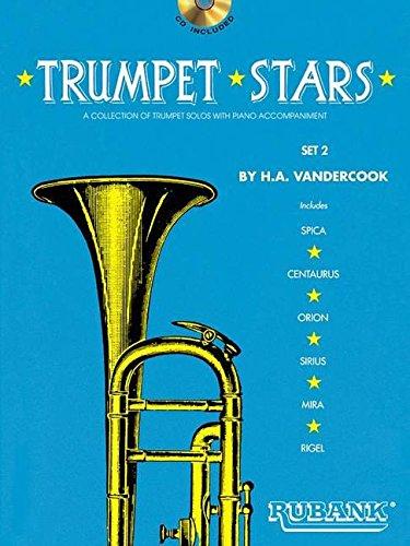 9780634035906: Trumpet Stars - Set 2: Book/CD Pack