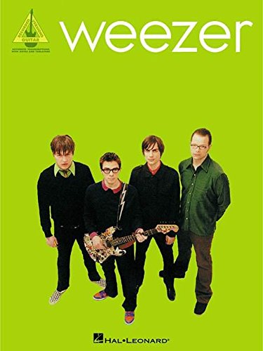 9780634036170: Weezer: (The Green Album)