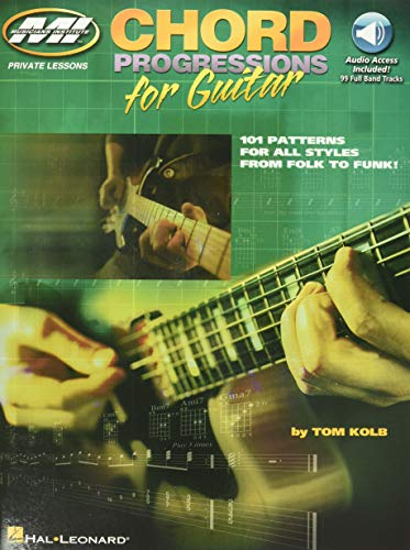 9780634036286: Chord Progressions for Guitar