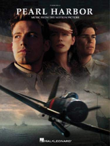 9780634036415: Pearl Harbor: Music from the Motion Picture (Piano Solo Songbook)