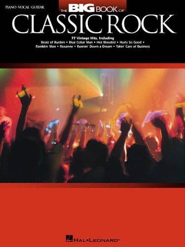 9780634036491: The Big Book of Classic Rock
