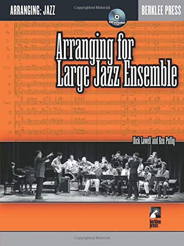 9780634036569: Arranging for Large Jazz Ensemble