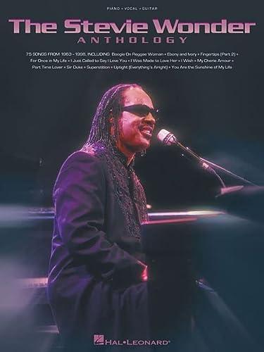 9780634036613: The Stevie Wonder Anthology