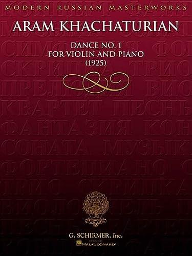 Aram Khachaturian: Dance No. 1 for Violin: Khachaturian, Aram
