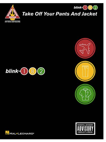 9780634036767: blink-182 - Take Off Your Pants and Jacket