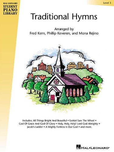 9780634036798: Traditional Hymns: Level 3