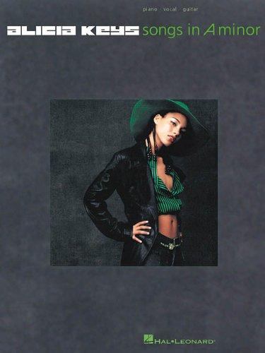 9780634037764: Alicia Keys - Songs in A Minor