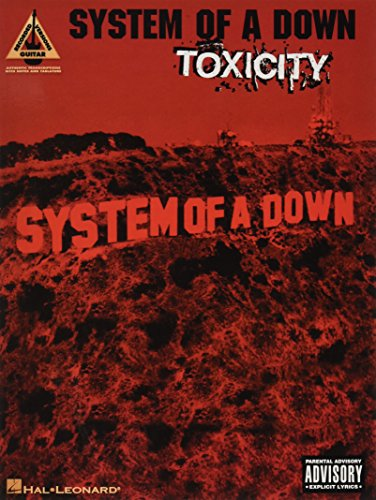 9780634037788: System Of A Down: Toxicity - Guitar Recorded Versions