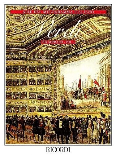 9780634037900: Giuseppe Verdi (1813-1901): Arie per Soprano a Cura di Claudio Toscani
