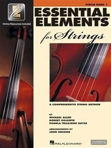 9780634038174: Essential Elements for Strings - Book 1 with Eei: Violin