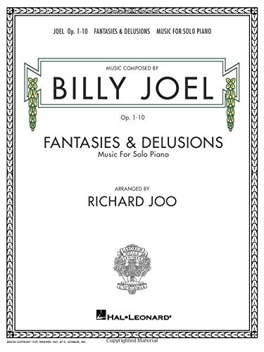 Billy Joel - Fantasies Delusions: Music for