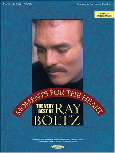 9780634038440: Ray Boltz - Moments for the Heart
