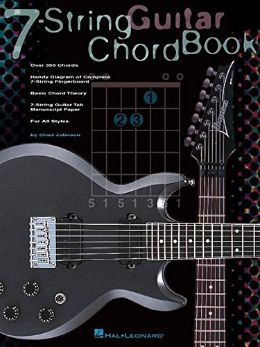 9780634038587: 7-String Guitar Chord Book