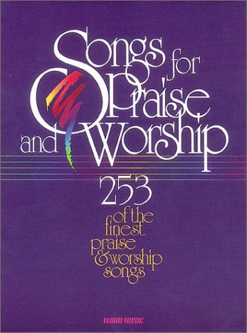 9780634038594: Songs for Praise and Worship (Sacred Folio)