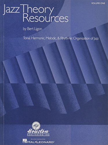 9780634038617: Jazz Theory Resources: Volume 1