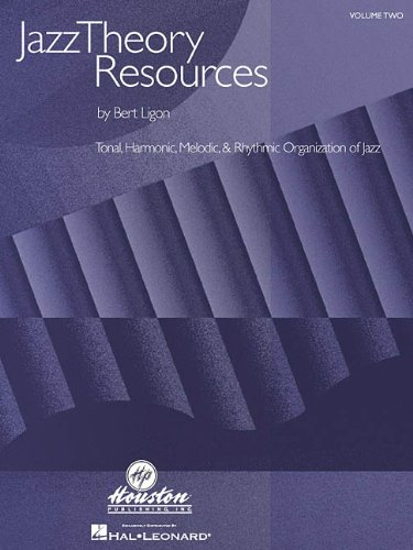 9780634038624: Jazz Theory Resources: Volume 2