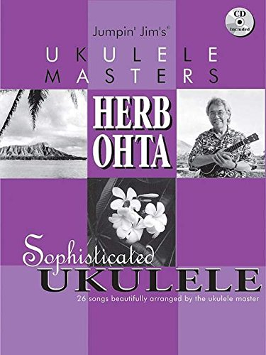 9780634038631: Jumpin' Jim's Ukulele Masters: Herb Ohta