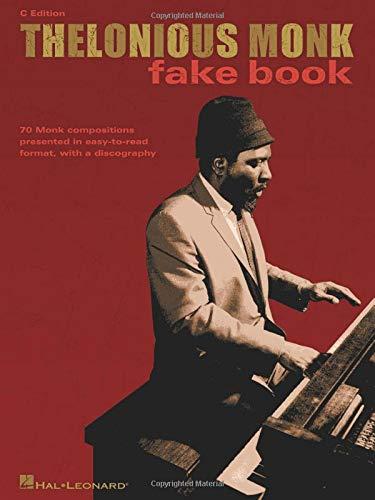 9780634039188: Thelonious Monk Fake Book